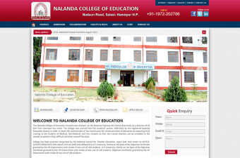 Nalanda Collage of Education