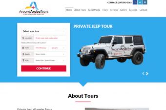 Around Aruba Tours